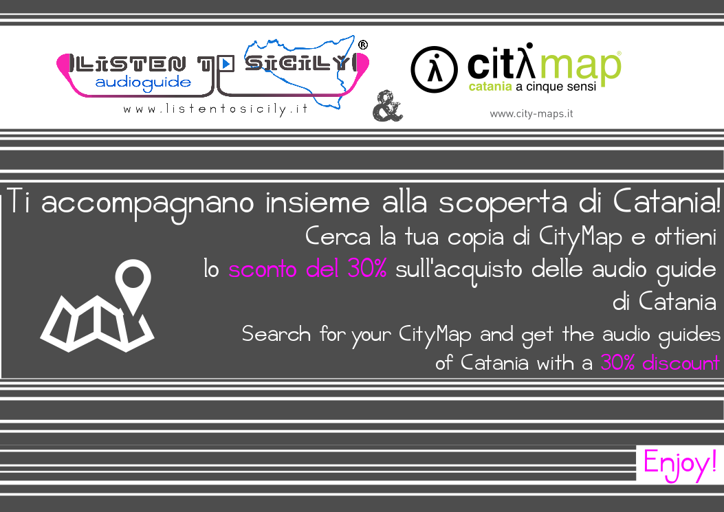 City Map Catania